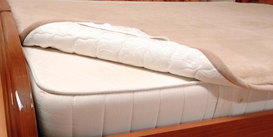 Матрас на 2х ярусную кровать
